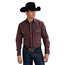 Roper Roper Men's Plaid Western L/S Shirt 074-706