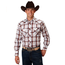 Roper Roper Men's Plaid Western L/S Shirt 101-564