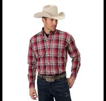 Roper Men's Plaid Western L/S Shirt 019-409