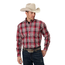 Roper Roper Men's Plaid Western L/S Shirt 019-409