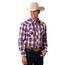 Roper Roper Men's Plaid Western L/S Shirt 101-546