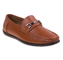 Parish Nation Woven Buckle Loafer PN83151