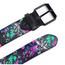 Men's Neon Speckled  Buckle Belts PM2038