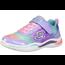 SKECHERS Skechers Little Girls' Power Petals-Painted Daisy Sneaker 20335N