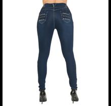 T & Y Fashion Women's Push Up Columbian Jean UM-2539