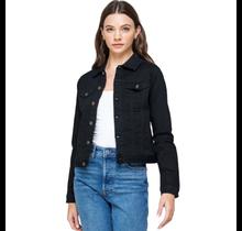 Blue Age Women's Comfort Denim Jacket with Hoodie JK-4040