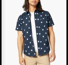 Dockers Men's Short Sleeve Button-Down Comfort Flex Shirt 55769-0125