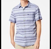 Dockers Men's Short Sleeve Button-Down Comfort Flex Shirt 55769-0124