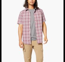 Dockers Men's Short Sleeve Button-Down Comfort Flex Shirt 54708-0521
