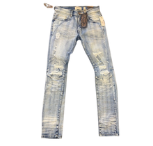 FWRD Denim Men's Slim Fit Ripped Jeans S-33501A