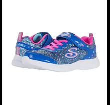 Skechers Girl's S lights Glimmer Kicks - Glitter N' Glow 20267L (Little Kid)