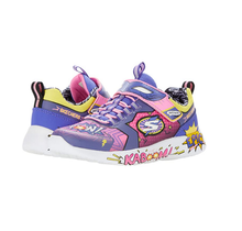 Skechers Girl's Dynamight - Hero Status 302204L