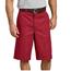 "Dickies Dickies 13"" Loose Fit Multi-Pocket Work Shorts I English Red"