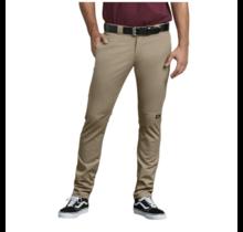 Dickies Men's Skinny Straight Double Knee Work Pant WP811DS