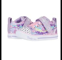 Skechers Girl's S Lights Sparkle Lite Rainbow Skies 314756N