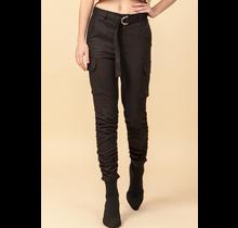 HYFVE Women's Ruched Twill Cargo Pants FL20G247