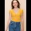Favlux Favlux  Women's Knit Bodysuit FL19G326