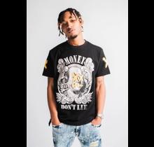 Evolution in Design Men's 'Money Don't Lie' Printed T-Shirt