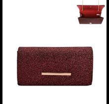Women's Glittery Evening Bag