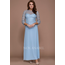Nox Anabel Nox Anabel 3 Quarter sleeve Laced Mother of Bride Dress 5083