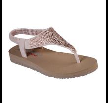 Skechers Women's Yoga Foam Sandal Mediation New Moon 32919