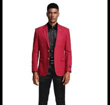 Tazio Men's Slim Fit Woolen Flex Sport Jacket MJ288S