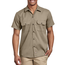 Dickies Dickies Men's Slim Fit S/S FLEX Twill Work Shirt  WS673DS