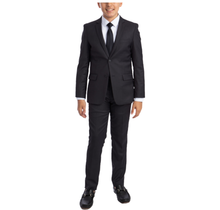 Perry Ellis Boys' 5 Piece Suit PB363-13 (Young Adult)