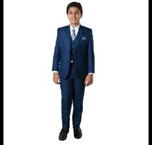 Tazio Boy's 5pc Suit B394-11 (Young Adult)