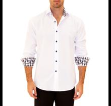 Bespoke Men's Long Sleeve Button Down Shirt 202509