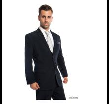 Vitto Italy Men's Pinstripe 2pc Suit M170-2