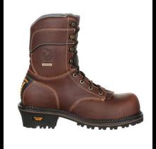 Georgia Boot Men's AMP LT Logger Composite Toe Waterproof Work Boot GB00236