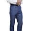 Tazio Italy Men's Slim Fit Plaid Dress Pants MP112SKBL