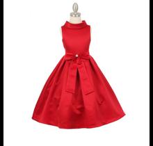 Cinderella Couture Girl's Satin Dress 1197