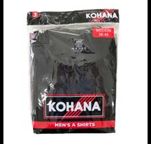 Kohana Men's A-Shirt 3pk