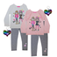 Girl's Pink Girls Pink Girl's Girl's BFF Top and Legging Set 7361104 (4-6X)