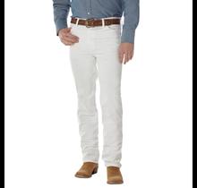 Wrangler Men's Cowboy Cut Slim Fit Denim Jean 936WHI