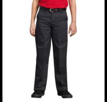 Dickies Boys Uniform Pants Flexwaist Flat Front KP123 KP0123