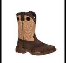 Durango Big Kid Saddle Western Boot DBT0118