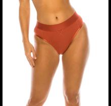 Youmita Women's Soft High Waist Cut Panty Cheeky 33375