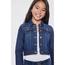 YMI Jeans YMI Jeans Girl's Basic Denim Jacket GJ15276