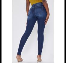 YMI Jeans Juniors High-Rise Skinny Jean P60641