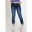 YMI Jeans YMI Jeans Girl's 3-Button Roll Cuffed Skinny Jean GP222941