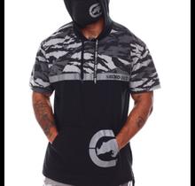 Ecko Unltd. Men's Split Second S/S Mask Hoodie