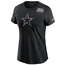 Dallas Cowboys Nike Women's Team Logo Crucial Catch T-Shirt