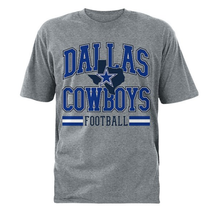 Dallas Cowboys Men's Tage Short Sleeve T-Shirt