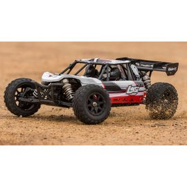 Losi 01009T1 Mini 8ight DB: 1/14 4wd Buggy RTR - White