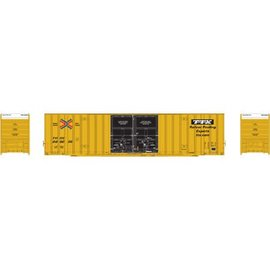 Athearn 75071 RTR Gunderson DD Hi-Cube Box, TTX/TBOX #660203
