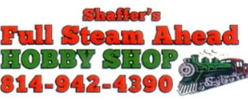 Largest Hobby Shop in Altoona Area