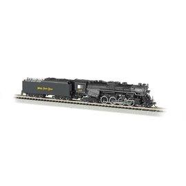 Bachmann 50951 Berkshire DCC Nickel Plate 765 Railfan Version N